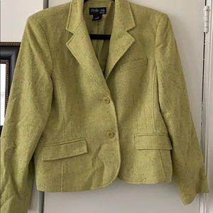 Tweed Style & Co. blazer